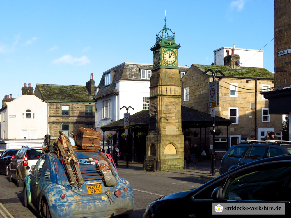 Jubilee Clock Otley
