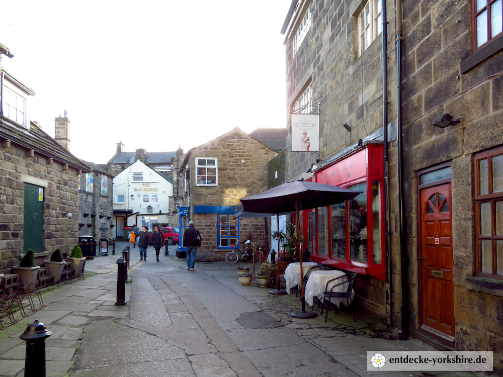 Market Place Otley