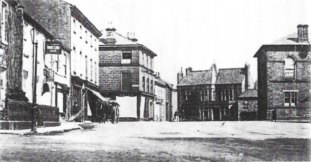 Wetherby Market Place ©Wetherby Historical Trust