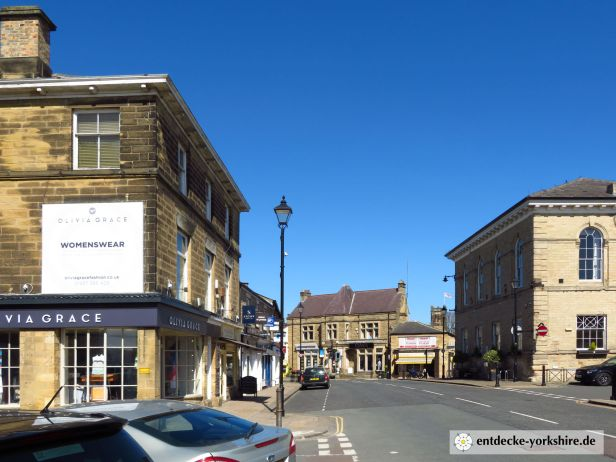 Wetherby Market Place 2020