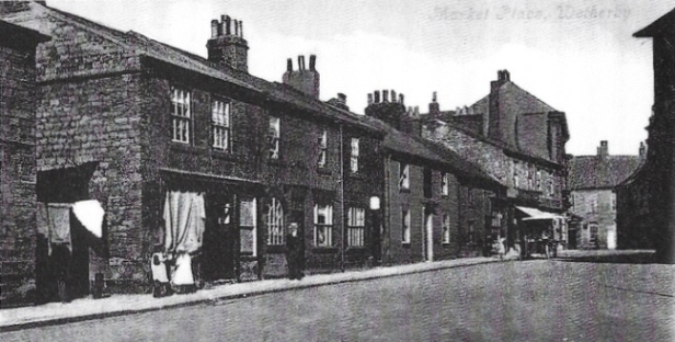 Wetherby Market Place und Church Street ©Wetherby Historical Trust