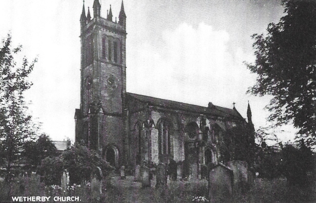 Wetherby St James Church ©Wetherby Historical Trust