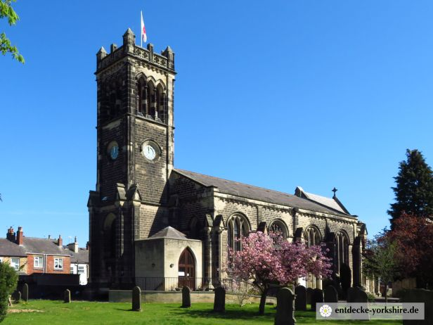 Wetherby St James Church 2020