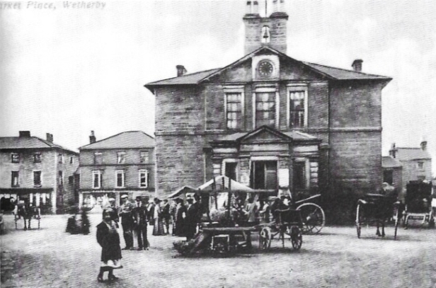 Wetherby Town Hall ©Wetherby Historical Trust