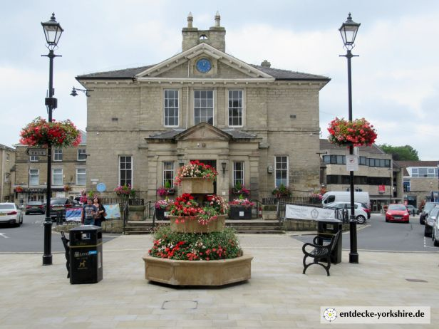 Wetherby Town Hall 2020
