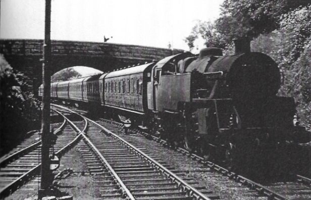 Wetherby Bahnverkehr ©Wetherby Historical Trust